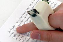 Wearable Technology / Innovaciones en tecnología que amplia las capacidades, una de mis pasiones.
