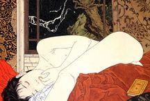 Takato Yamamoto / Artista japonês. Melancolia, horror e sexualidade.