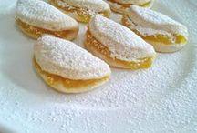 limon muhallebili kurabiye