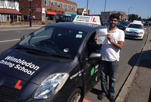 Tooting / Wimbledon Driving School Recent Passes In Tooting.  If you would like to start driving lessons with us, then please get in touch.