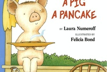 Family Reading Night / Our favourite books, snacks and activities for Family Reading Night