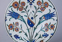 Ceramics from the Islamic World / I've always loved the patterns and colours of Islamic ceramics.