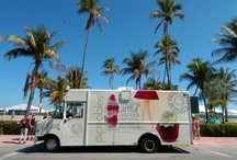 One Sweet Ride! / Be on the look out for the Sweet Street Desserts Truck, handing out samples of luscious...one cupcake at a time!