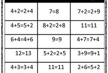 First Grade Math / by Lindsay Stevenson