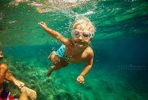 Underwater motions