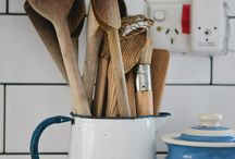 Kitchen / Kitchen, spaces, utensils, products / by Amanda Jane Jones