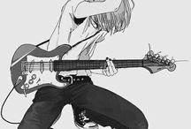 Dibujos música