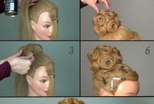 Útmutatók frizurakészítéshez