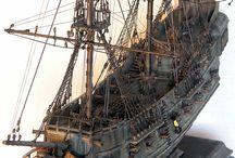 Navios antigos
