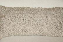 Trico e Croche / Receitas de tricô e croche