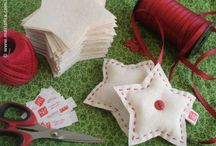 Christmas crafts / by Barbara Waterbury