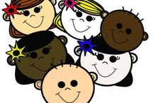 My TPT Clip Art Collection / Educational clip arts for personal and commercial use.