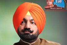 "Sukhminderpal Singh / Bhukari Kalan , Ludhiana 06 November- National BJP Leader and Kisan Morcha All India secretary Sukhminderpal Singh Grewal said that Bihar CM Nitish Kumar is quarrelling with Narendra Modi with jealousy like a ""Dehati Aurat "" as a Rural Woman."