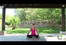 Yoga / Vídeos y páginas con prácticas que me propongo realizar. ¡A ver si lo consigo!