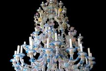 Wonderful chandeliers