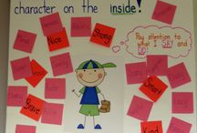 Character Traits / by Alicia Valenti