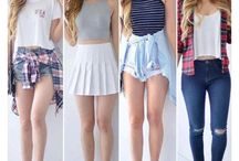 Cute Outfits / Tumblr and daily outfits any girl needs