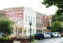 Historic Downtowns / Celebrating Charming Downtowns