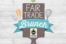 Fair Trade Brunch / MAY 1st - May 11th!  The First-Ever Fair Trade Brunch on Pinterest In the spirit of Mother's Day, we invited food bloggers to bring a dish to our virtual brunch party. It has turned out to be one of the most delicious brunch spreads you've ever seen: a unique celebration of Fair Trade Moms around the world. Browse theses drool-worthy recipes and photos, and then vote for your favorites by re-pinning them on Pinterest. Contest supported by: Whole Foods Market & Vitamix.  Visit http://BeFair.org! / by Fair Trade USA