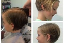 Kids short cut