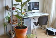 lugar de trabajo creativo