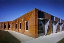 Exterior Uses of Wood
