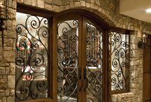 The doors