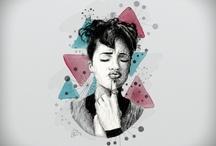 Illustration & digital art / All stuff made by artem pozdnyakov