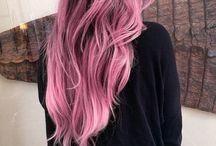 Hair Styles / Hair Colours and Ideas