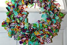 Make It - Fun DIY Wreaths / Fun DIY Wreaths for all year round
