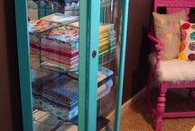 Craft Room/Storage Ideas