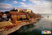 At the Banks of History: 7 Fortresses on the Danube in Serbia / The central Balkans have long been a meeting place for diverse cultures, trading caravans and armies on the march to war. Territory had to be defended if tribes and peoples were to survive. Witness to these events are the remains of fortifications, which reflect the development of European military architecture from ancient times almost to the present day.  / by Serbia Travel