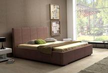 Manželské postele čalúnené / Čalúnené manželské postel