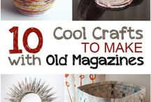 CRAFTS from Magazines