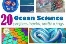 monde marin océan