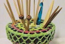 Storing Needles & Hooks / by Knitter's Pride