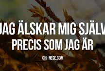 Positiva Affirmationer på svenska
