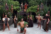 New Zealand Culture / Immerse yourself in the rich Maori cultural experiences in New Zealand.