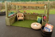 Spaces to Create for Kids