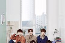Kim Myung Soo & Infinite