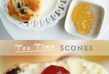 Scones & Tea Biscuits & Muffins