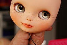 Blythe Dolls and know how / by Geneva Love Fisher