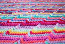 Afghan / Afghan,Throw, Lapfghan, Bedspread, Ριχτάρια, Κουβέρτες, με μοτίφ και πλέξεις