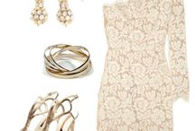Sequins, Blings, beautiful fashion-type, 'shabby chic' things / also hair and scarves / by Susan Richey