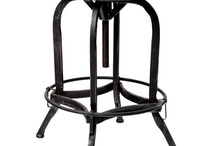 Stool / available at Carter's Furniture Midland, Texas 432-682-2843 http://www.cartersfurnituremidland.com/