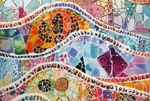 Maľovanie - mozaika