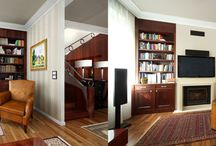 Visualisation vs Reality / Interior visualisation