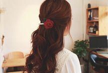 Hair colors?