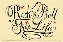 Tatoo rock n roll