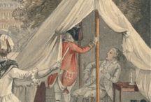 Tents 1700's